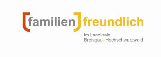 """Logo Bündnis """"familienfreundlich im Landkreis Breisgau-Hochschwarzwald"""""""