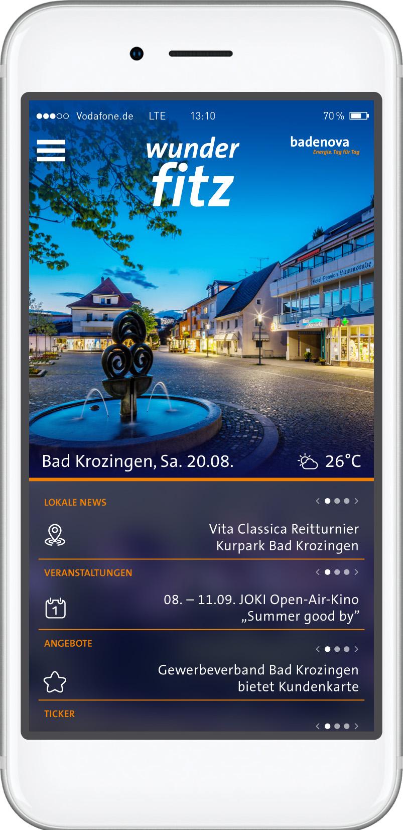 """Bild von der Bürger-App """"Wunderfitz"""""""