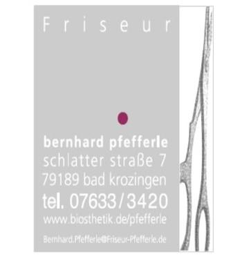 Friseur Pfefferle