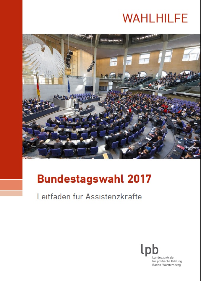Cover Flyer Wahlhilfe Assistenzkräfte