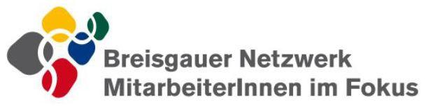 Logo Bündnis Breisgauer Netzwerk - Mitarbeiter im Fokus