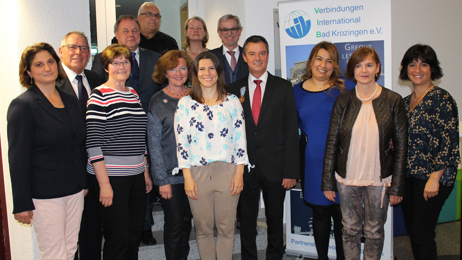 Bild vom neu gewählten VIB-Vorstand 2017