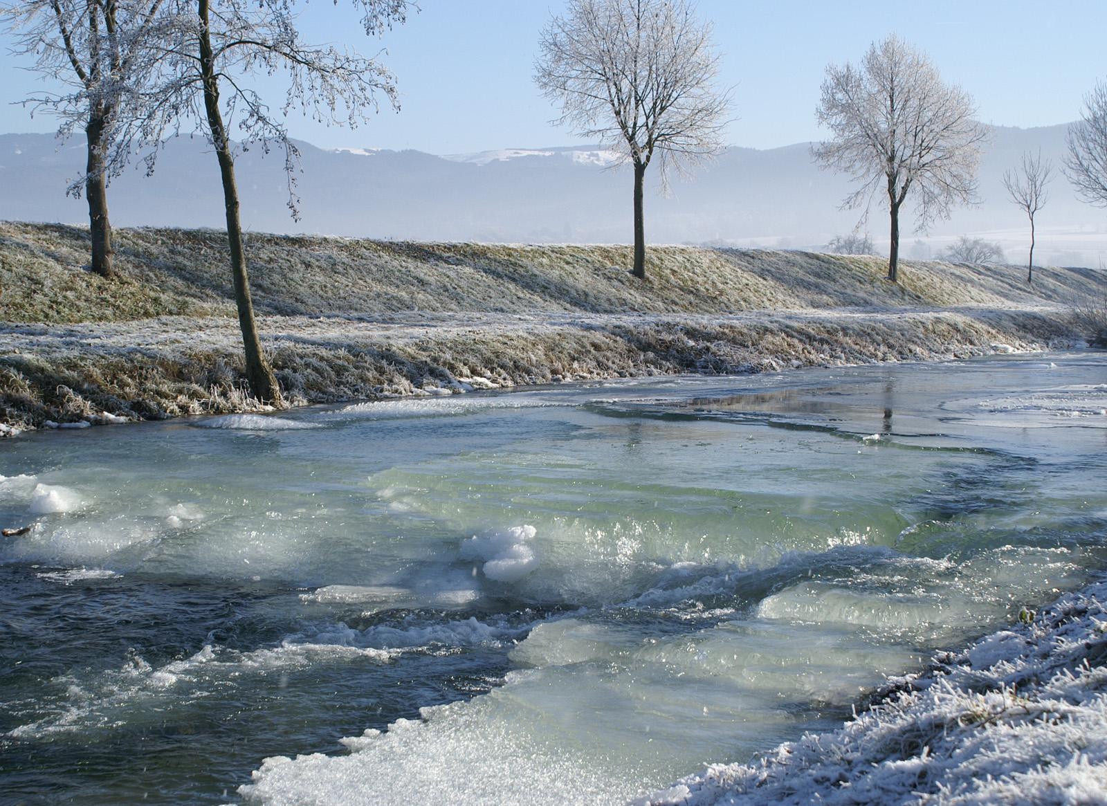 Winter in Bad Krozingen