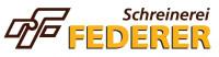 Logo Schreinerei Federer