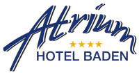Logo Atrium Hotel Baden