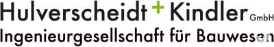 Logo Hulverscheidt + Kindler GmbH