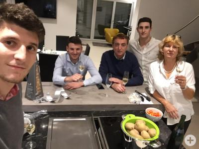 Familie Siegfried Faller