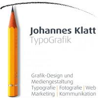 Logo Johannes Klatt TypoGrfaik