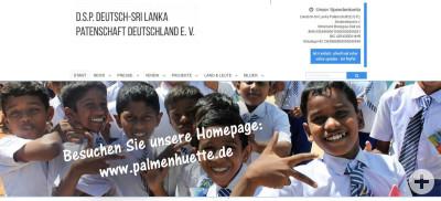 Homepage-Startseite