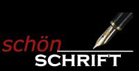 Logo Schoenschrift