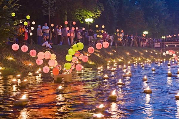 Bild vom Lichterfest