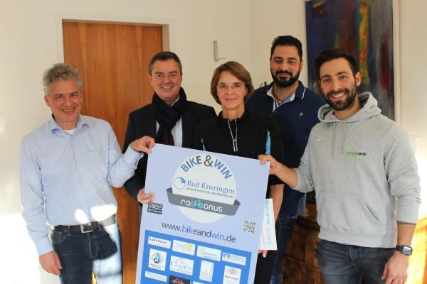 Freiburgerin gewinnt Oktober-Challenge der Radbonus Aktion