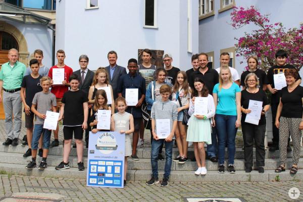 Radbonus - Bike & Win - Schüler-Challenge