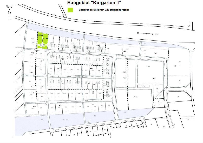 Baugebiet Kurgarten II