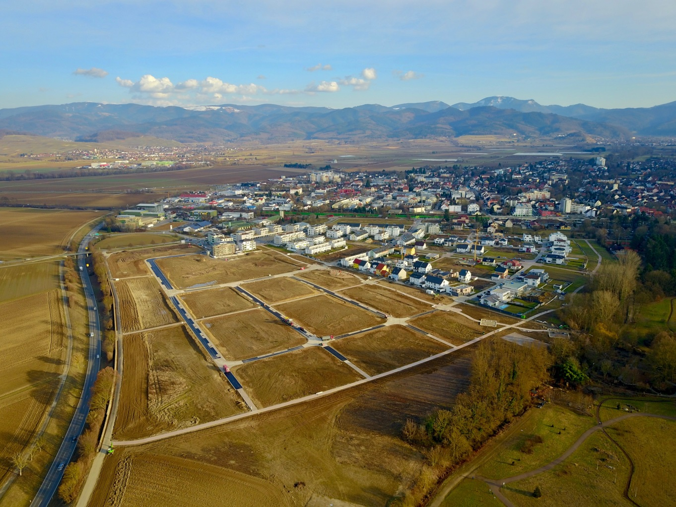 Luftbild Kurgarten II