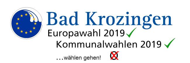 Logo Wahlen 2019 Bad Krozingen