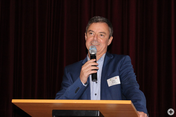Bild von Bürgermeister Volker Kieber