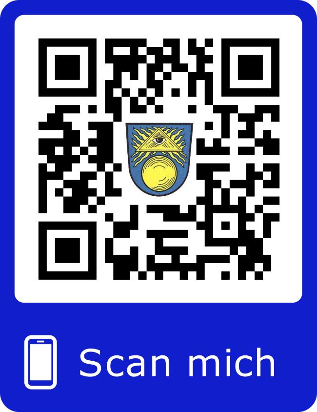 QR-Code zur Online-Terminvereinbarung