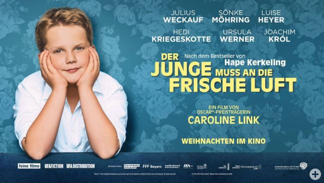 """Kino-Plakat """"Der Junge muss an die frische Luft"""""""