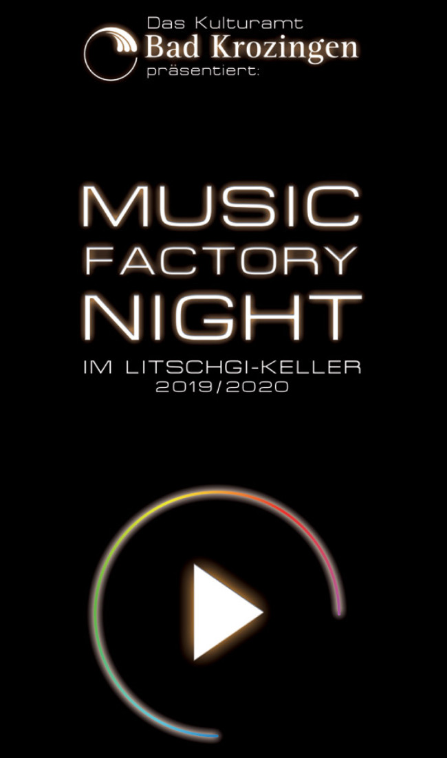 Music Factory Night Programm 2019/2020