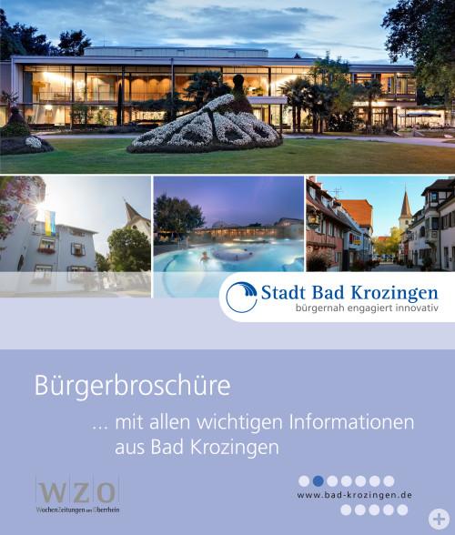 Cover der Bürgerbroschüre 2019