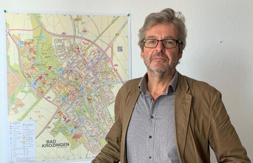 Lorenz Wehrle ist neuer Baudezernent