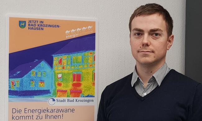 Klimaschutzmanager der Stadt Bad Krozingen Marcel Herzog