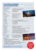 Veranstaltungshighlights Bad Krozingen 2. Halbjahr 2021